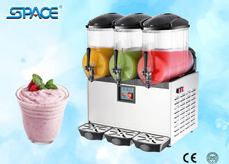 Table Top Commercial Frozen Drink Slush Machine 3 Bowl Materiał ze stali nierdzewnej